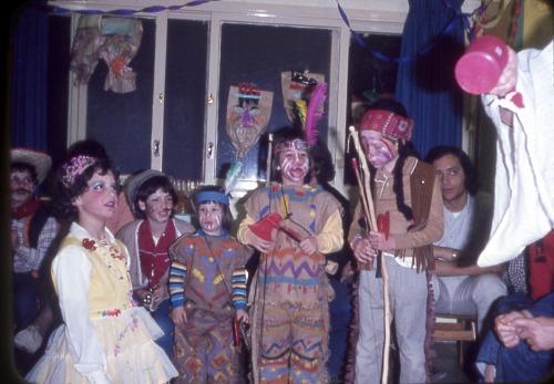 חגים לאורך השנים בקיבוץ