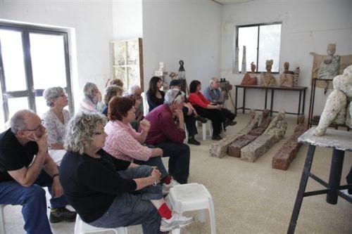 גלריה וסטודיו לפיסול - ורדה יתום