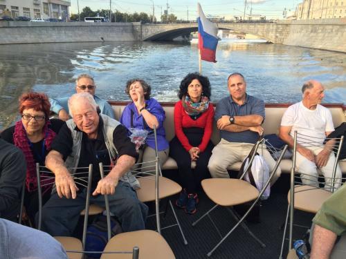 טיול קיבוץ לרוסיה מחזור ב' ספטמבר 2016